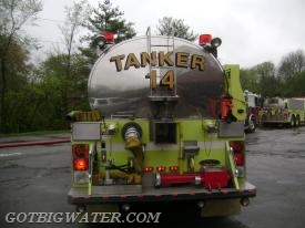 Ready for work! Plus...we know which tanker it is!