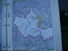 "Like much of Maryland, Baltimore County uses the ""phantom"" box area concept. The water supply maps in TSU474's mapbook show the closest water supplies in any given box area."