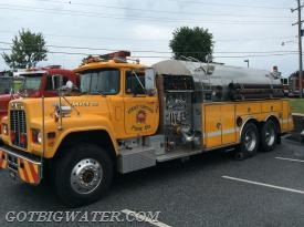 West Grove Tanker 22 was second arriving tanker and conducted nurse tanker ops during the initial period.