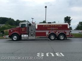 Kennett Tanker 24 was the 2nd tanker on the 1st Tanker Task Force.