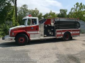 Amenia Engine 31-17 - 1750 gpm and 4000-ft of 5-inch LDH.