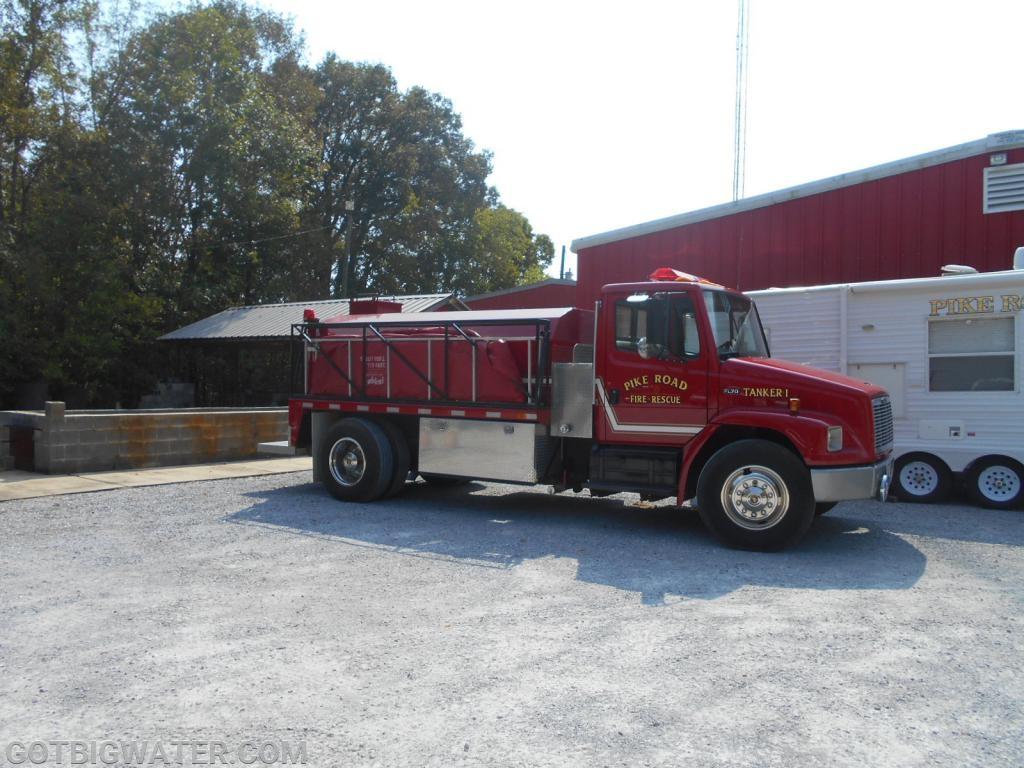 Pike Road Tanker 1 - 250 gpm/2000 gal