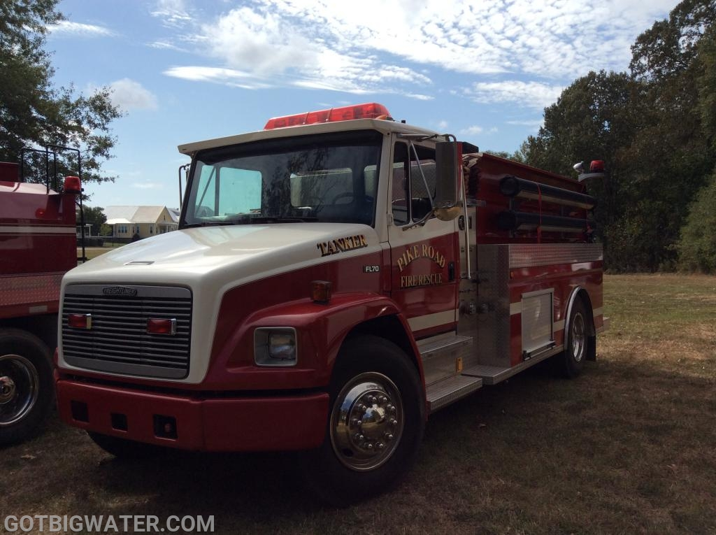 Pike Road Tanker 6 - 250 gpm/2000 gal