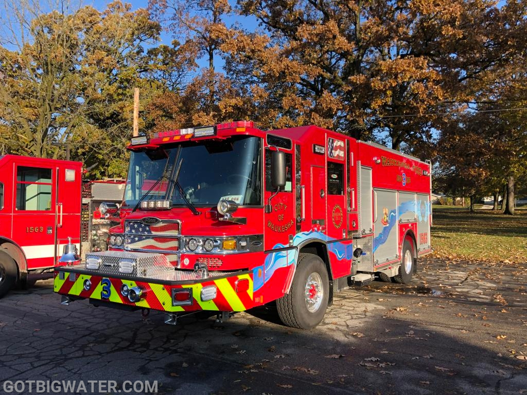 City of Waukesha Engine 3