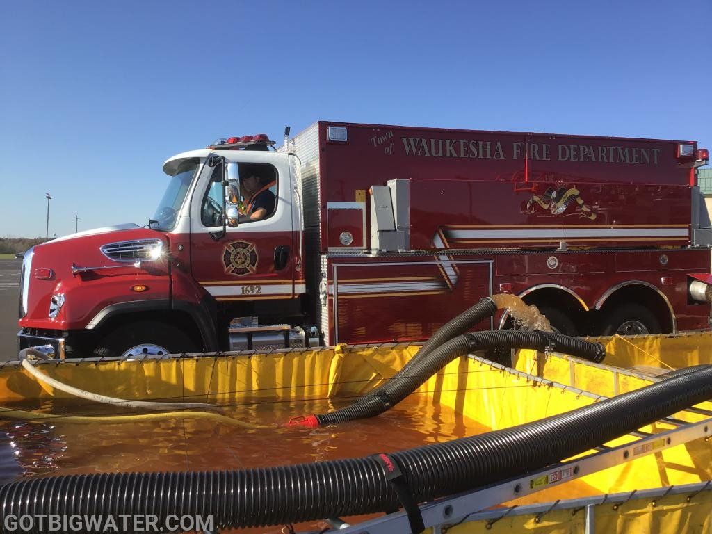 TWFD Tender 1692 - 3000 gallons