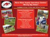 Rural Water Supply Operations Seminar