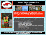 Water Supply Officer Seminar