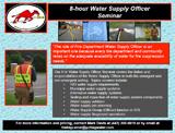 Water Supply Officer Seminar